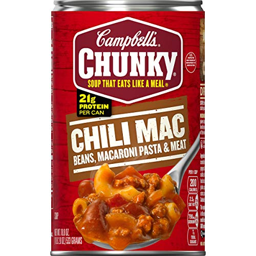 Image of Campbell's Chunky Chili Mac...: Bestviewsreviews