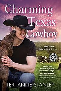 Charming Texas Cowboy: Heartwarming Contemporary Cowboy Romance (Big Chance Dog Rescue Book 3)