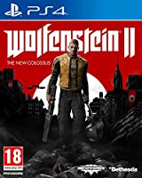 Wolfenstein II : The New Colossus (PS4) (輸入版)