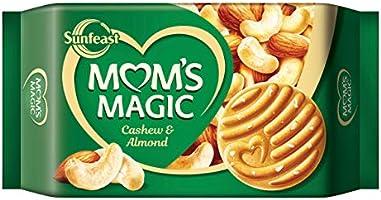 Sunfeast Mom's Magic Cashew and Almond, 600g