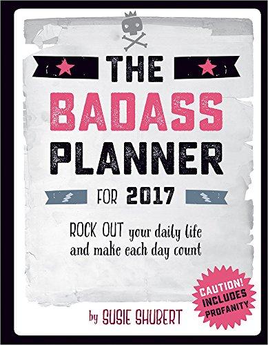 2017 The Badass Planner