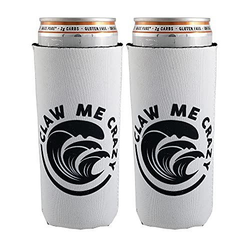 Claw Me Crazy, Cozose Slim Can Cooler...