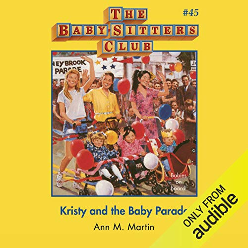 Kristy and the Baby Parade cover art