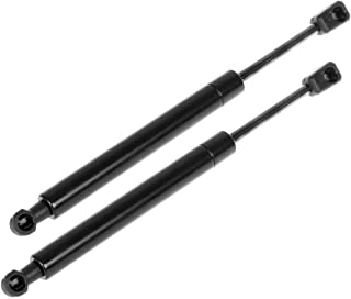 Maxpow Qty (2) Door Trunk Gas Charged Lift Support Struts Compatible With Saab 9-3 1999 2000 2001 2002 2003 (Only suitable Compatible With 2-Door Convertible Without Spoiler) 4144