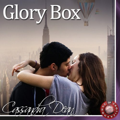 Glory Box audiobook cover art