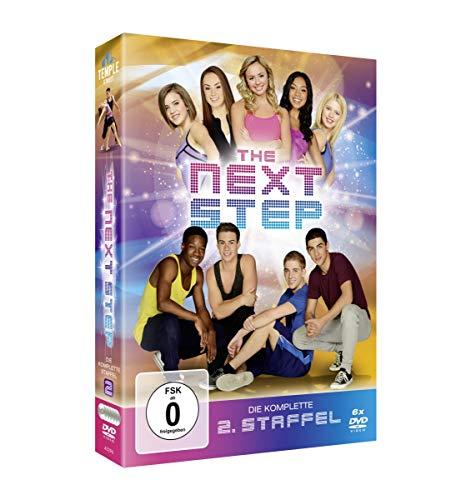 The Next Step - Die komplette 2. Staffel [6 DVDs]