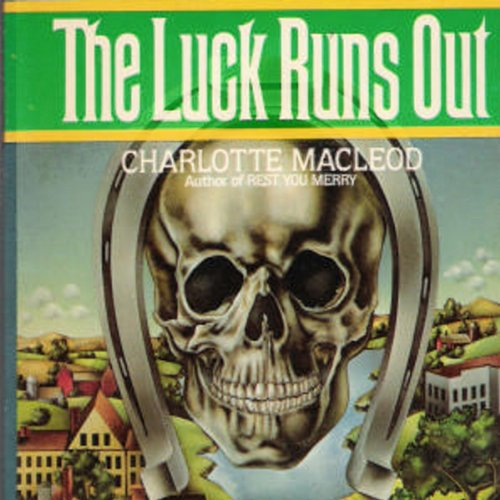 The Luck Runs Out audiobook cover art
