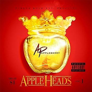 Appleheads, Vol. 1 (E.P. S1)