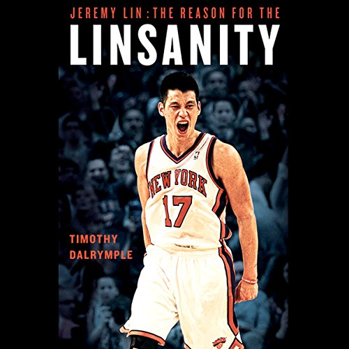 Jeremy Lin audiobook cover art