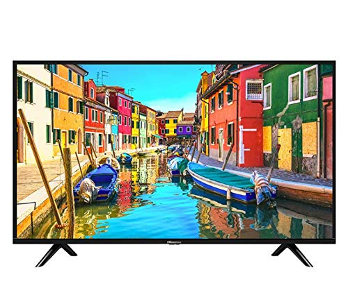 Hisense 32H5F1 Smart TV 32″, 720p, Built-in Wi-Fi, Vida U, HDMI, 2020, Color Negro