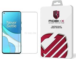 شاشة حماية لاصقة لموبايل وان بلاس 9R من موبي اكس - شفافة