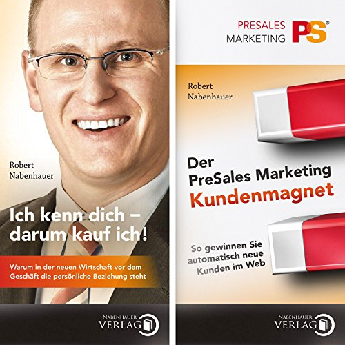 Ich kenn dich / Der PreSales Marketing Kundenmagnet cover art