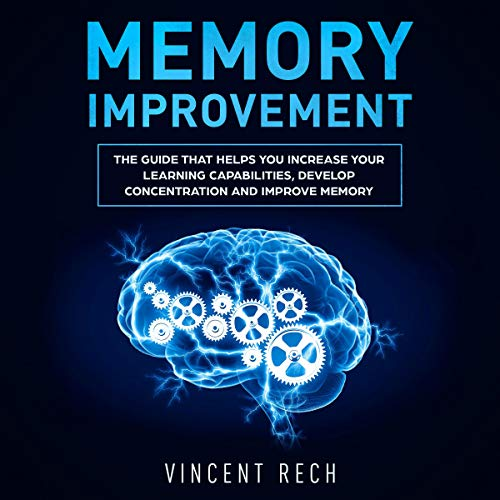Memory Improvement Audiobook By Vincent Rech cover art