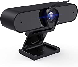 ANTZZON USB 1080P Web Camera: Webcam with Microphone & HD Computer Privacy Cover Cam for Desktop Laptop Streaming | Video ...