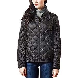 Women's  Quilted Jacket Lightweight Puffer Coat