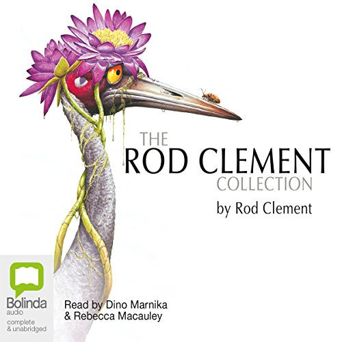 The Rod Clement Collection audiobook cover art