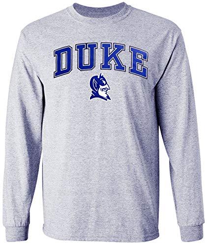Duke Blue Devils Shirt T-Shirt University Basketball Jersey Womens Mens Apparel (Medium)