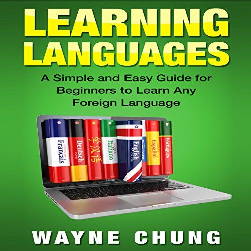 Learn Languages & Spanish, 2 Books in 1! audiobook cover art
