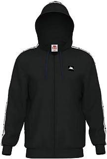 Kappa, Authentic JPN Cumin Sweatshirt, Black, KAP_304S0E0 005 - L