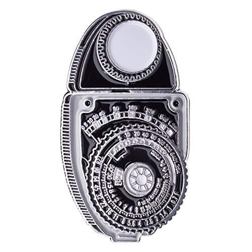 Official Exclusive Pin de Solapa con medidor de luz Sekonic esmaltado, para cámara de Fotos, para Bodas y fotógrafos