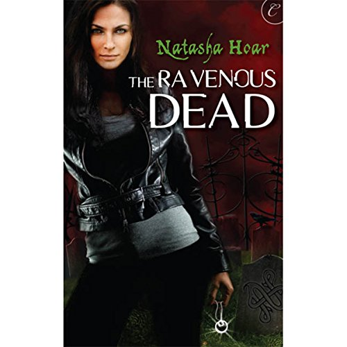 The Ravenous Dead audiobook cover art