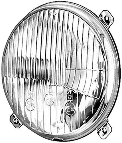 HELLA 1A3 125 195-015 Scheinwerfereinsatz - R2 (Bilux) - 12V - Anbau/Einbau - Einbauort: links/rechts - Menge: 2 - Verpackungseinheit