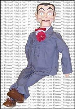 ventriloquist dummy slappy