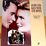 DAYS OF WINE AND ROSES-laserdisc-not a vhs or dvd-need a laserdisc player