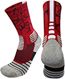 Elite Performance Crew Socks...