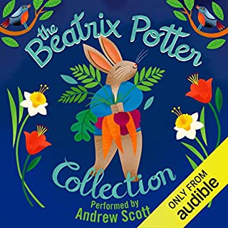 The Beatrix Potter Collection audiobook cover art