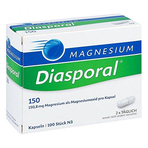 Magnesium-Diasporal 150, 100 St. Kapseln