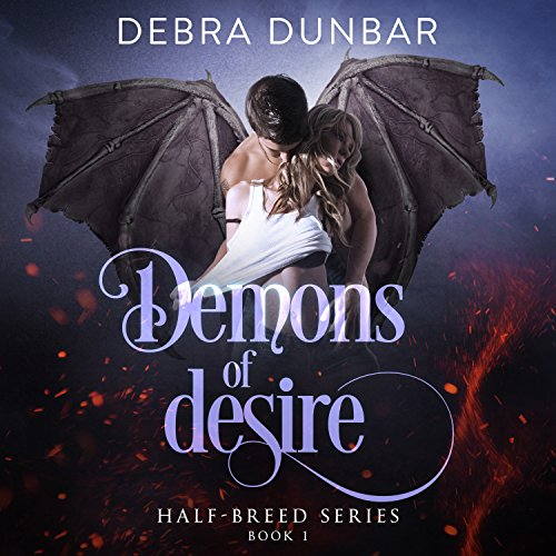 Demons of Desire audiobook cover art