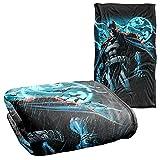 Batman Stormy Knight Silky Touch Super Soft Throw Blanket 36' x 58',Stormy Knight