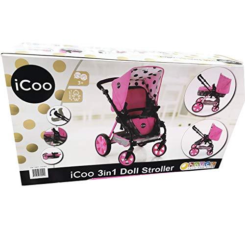 I'Coo Peack 3 Kid Stroller