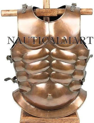 distribución global NAUTICAL MART Disfraz de corazón griego envejecido de cobre cobre cobre con Diseño de arte náutico  ¡no ser extrañado!