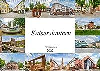 Kaiserslautern Impressionen (Wandkalender 2022 DIN A3 quer): Eine Bilderreise durch die einmalige Stadt Kaiseslautern (Monatskalender, 14 Seiten )