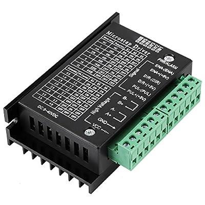 DC 9-40V 160W 0.5-4A Stepper Motor Driver 32 Microstep Step Controller Module Board for 3D Printer/CNC