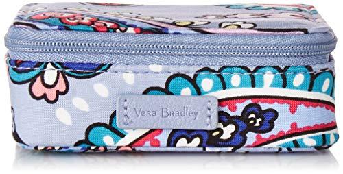 Vera Bradley Signature Cotton Travel Pill Organizer, Makani Paisley