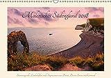 Malerisches Südengland 2018 (Wandkalender 2018 DIN A3 quer)