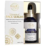 Body Cupid Vitamin C Face Serum with Hyaluronic acid - Hydrates, Brightens