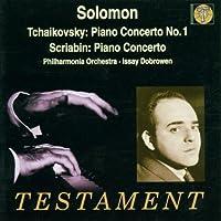 Piano Concertos (Dobrowen, Po, Solomon) by Philharmonia Orchestra (2002-03-01)
