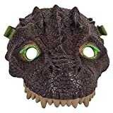 Dinosaur Mask for Kids, Animal Face Mask, Dino Toys, Jurassic World Party Supplies, T-Rex, Triceratops, Iguanodon, Great for Halloween, Playtime, Cosplay, Realistic Features (T-Rex)