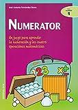 Numerator: Un juego para aprender la numeración y las cuatro operaciones matemáticas: 1 (Ciudad de las ciencias)