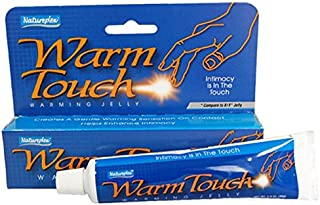 Natureplex Warm Touch Warming Jelly, 2-oz. Tubes Intimacy Is In The Touch