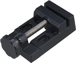 Klemmschraubstock Mini 360 /° drehbarer Klemmschraubstock Einstellbare 70 mm Backenbreite Tischschraubstock Tischklemme Handwerkzeug f/ür Werkbankholzarbeiten