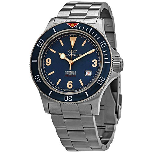 Glycine GL0260 Men's Combat Sub Vintage Automatic 42mm Watch