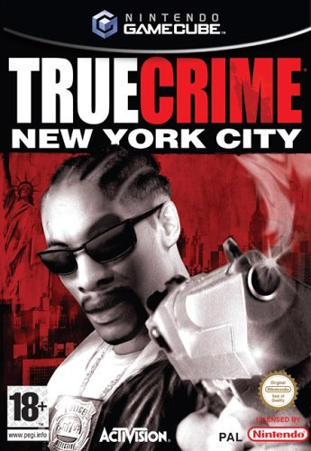 True Crime: New York City (GameCube) by ACTIVISION