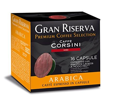 Caffè Corsini - Gran Riserva Arabica, Miscela di Caffè...