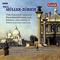 Zurich:Viola Concerto/Vln.Son.