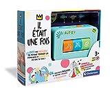 Clementoni-Il était Une Fois-Mon conteur d'histoires-Jeu interactif pour Enfant-Version française, 3 Ans et Plus, 52524, Multicolore